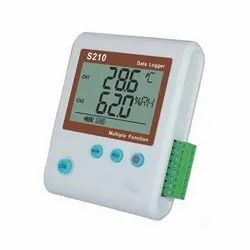 S 210-AS Series Multinational Data Logger