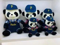 Plush Cap Panda for Home