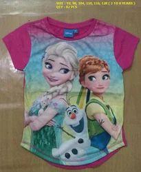 Kids Half Sleeves T-Shirts