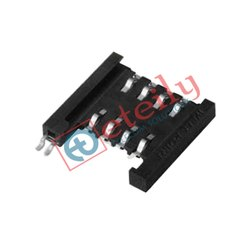 8P H 2.6/3.1 mm Sim Card Holder