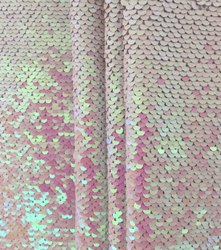 Magic / Reversible  Sequence Embroidery Fabrics