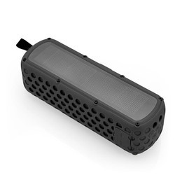 HD Solar Water-Resistant Bluetooth Speaker-ZK-ZB-Solarmuse