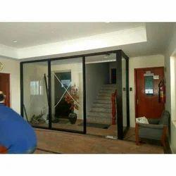 Transparent Main Door Glass