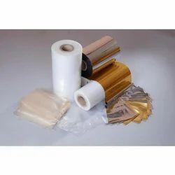 Transparent LDPE Film Roll