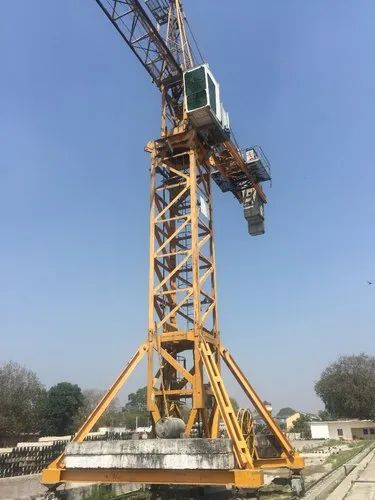 Potain Tower Crane Parts At Rs 10000 Piece Crane Spare Parts Id 21153660712