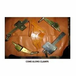 Catenary Wires Automatic Clamps