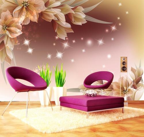 3D Customized Wallpaper | G Square Wallpaper | Wholesaler in Big ...
