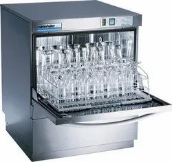 Commercial Glass Dishwasher