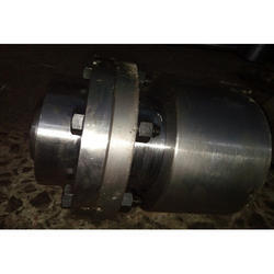 Brake Drum with Flexible Geared Coupling
