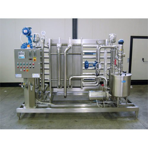 Milk Process Equipment's