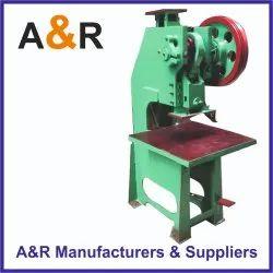 ARMS Slipper Making Machine (10 Ton)