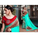 Rachna Linen Silk Patch Work Portrait Catalog Saree For Women 8