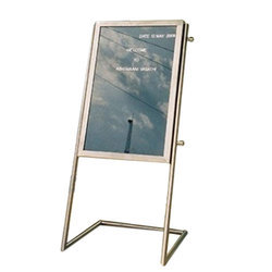 Stainless Steel Welcome Board