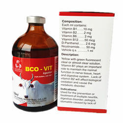 Vitamin Injection at Best Price in India