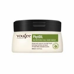 Yougee Phytoil Natural Full Hair Mask, Paste, Packaging Size: 800 Ml