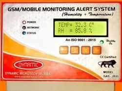 Humidity And Temperature Alert Monitoring System On Mobile