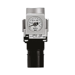 Air Regulators with Backflow Function-AR