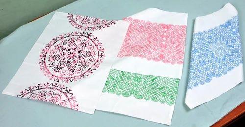 Multicolor home textiles Square Placemat