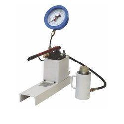 Manual Stainless Steel Hydraulic Jacks, Capacity: 1-10 Ton