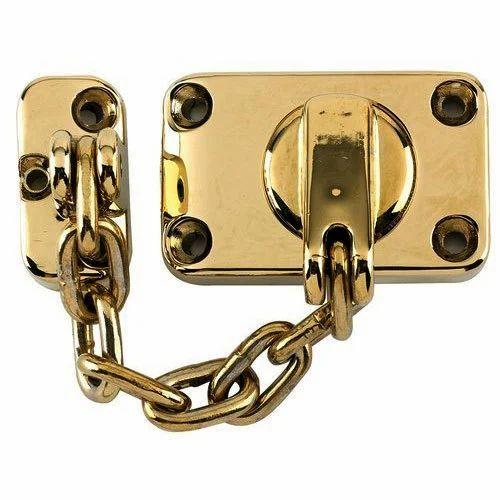 Yale Combined Door Chain Lock at Rs 1500 /piece   Door Lock ...