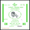 Light Soda Ash, Packaging Type: Bag, Packaging Size: 50 Kg