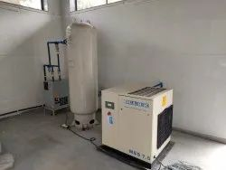 Cashew Air Compressor