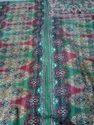 Designer Cotton Vintage Kantha Quilt