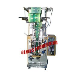 Dry Tobacco Zipper Pouch Packing Machine
