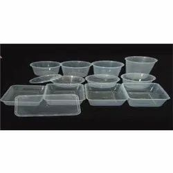 500 Ml Confectionery Plastic Boxes