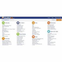 Classified Website Information