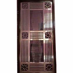 Stainless Steel Single Door