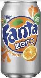 Fanta Zero Sugar Orange