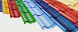 Asian Colour Coated Roofing Sheets