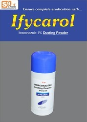 Itraconazole 1% Dusting powder