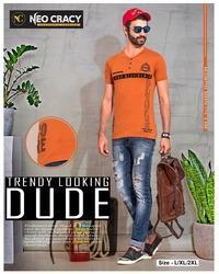 Mens Jeans And T Shirt