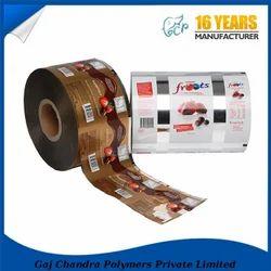 Printed Packaging Roll