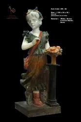 Marble Stone Small Decorative Statues