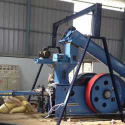 Agro Waste Briquette Making Machine