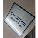 SS Name Plate with Acrylic Base