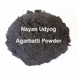 Black Agarbatti Powder, Packaging Size: 50 Kg, Packaging Type: HDPE Woven Bag