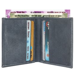Hunter Leather Card Holder Rfid protected