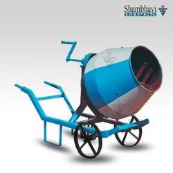 Laboratory Concrete Mixer (Hand Operated) - (LCM-02)