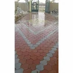 Rubber Mould Paver Block