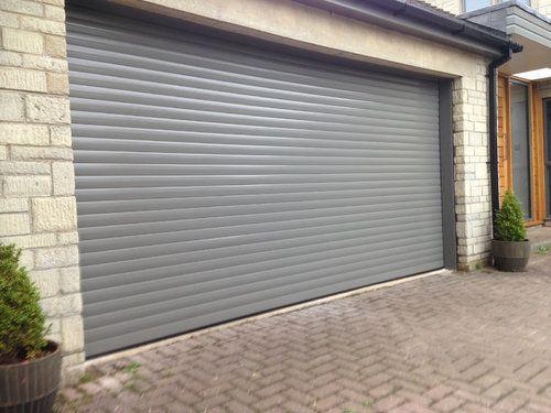 Ss Roller Garage Door At Rs 150 Square Feet Garage Door
