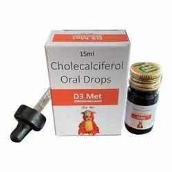 Cholecalciferol Oral Drops