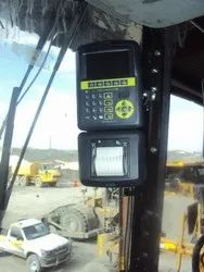 Onboard weighing system