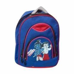 892d775cf0c0 Polyester Printed Chota Bheem School Bag