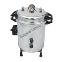 Autoclave Cooker Type Aluminium Timer Based