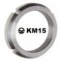 Mild Steel Km15 Lock Nuts
