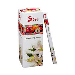 Garden Lilly Square Incense Sticks